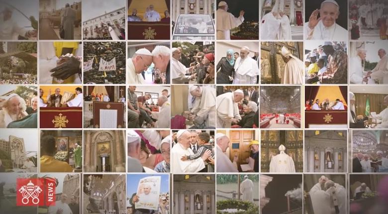Papa Francisco celebra 84 anos