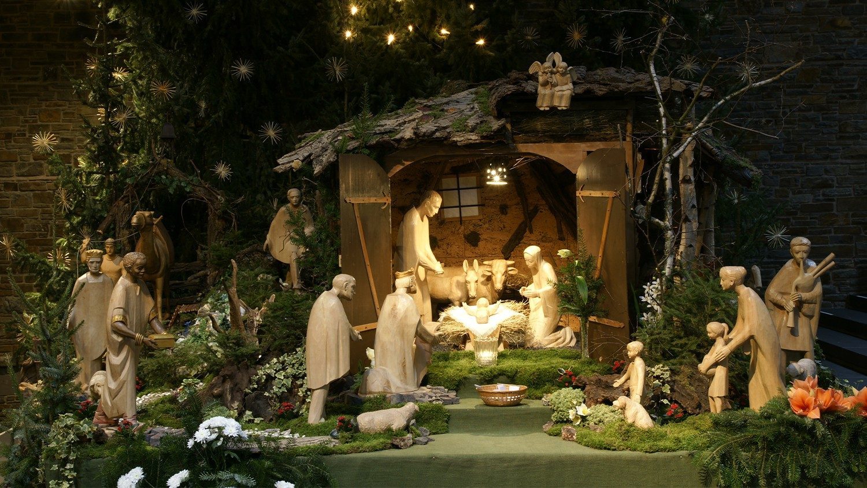 """O Papa: os """"ícones"""" do Natal são um sinal de esperança neste tempo de pandemia"""