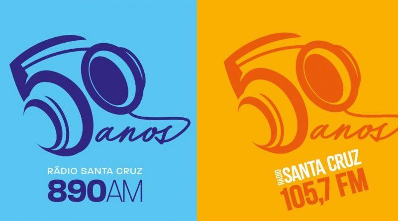 Rádio Santa Cruz celebra 50 anos de existência!