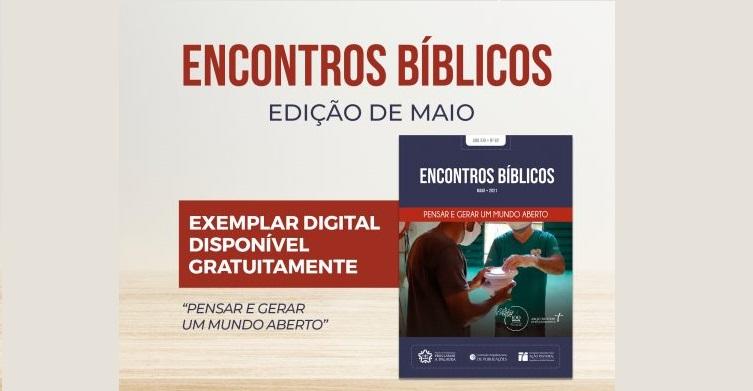Encontro Bíblico de maio
